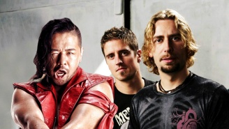 Reddit Proved That Shinsuke Nakamura's Entrance Is Great With Any Music, Even Nickelback