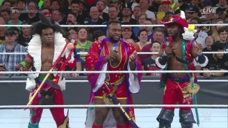 The New Day Opened WrestleMania 33 As Final Fantasy Characters