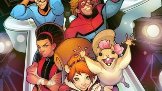 Marvel's 'New Warriors' Sitcom Has Some Surprising Members