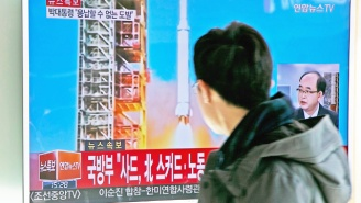 A Senior North Korean Official Claims The Country Will Conduct 'Weekly' Missile Tests