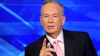 Bill O'Reilly Concocts A Clothing-Size Conspiracy Theory, And Gets Shredded Like A Too-Tight T-Shirt