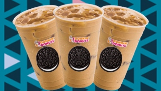 Dunkin' and Oreos Are Making A Very Delicious Baby