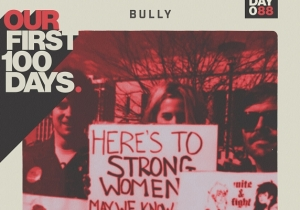 Bully Punch Through A Brick Wall On The Blissfully Angry 'Right'