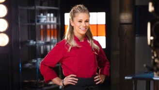 UFC Fighter Paige VanZant Continues Her Reality TV Winning Ways On 'Chopped'