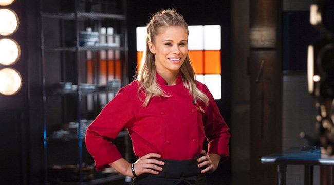 UFC's Paige VanZant Continues Her Reality TV Winning Ways On 'Chopped'