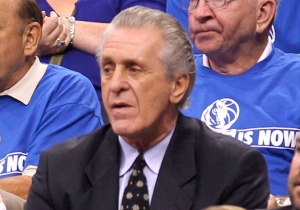 Pat Riley Had To Be Talked Out Of Pulling A Dan Gilbert When LeBron James Left Miami