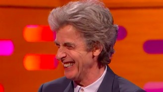 Peter Capaldi Confirms That He's Already Shot His 'Doctor Who' Death Scene