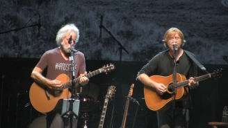 This 'Million Reasons' Cover By Members Of Phish And Grateful Dead Proves That Everyone Loves Lady Gaga