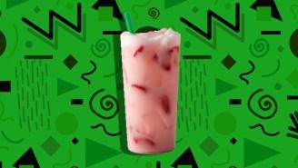 Starbucks' Famous 'Pink Drink' Is No Longer Just A Secret Menu Item