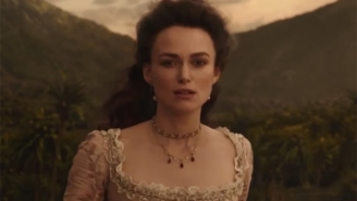 The 'Pirates Of The Caribbean 5' International Trailer Confirms Keira Knightley's Return