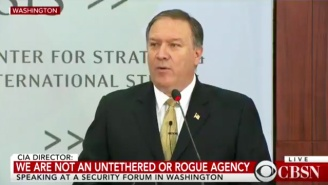 CIA Director Mike Pompeo Calls Wikileaks A 'Hostile Intelligence Service Abetted' By Russia