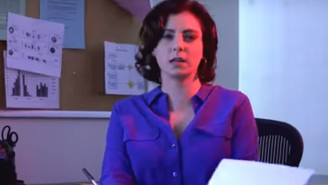 Rachel Bloom's 'Lady Boss' Is The Most Empowering Song About Work-Related Dread Ever