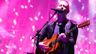 Radiohead's Coachella Performance Featured A Frustrating Dose Of Technical Difficulties And Some Thom Yorke Humor