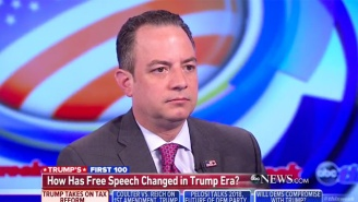 Reince Priebus: The White House Has 'Looked At' Opening The Libel Laws So Trump Can Sue The Press