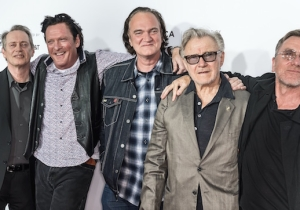 Quentin Tarantino Says Wes Craven Walked Out Of 'Reservoir Dogs'
