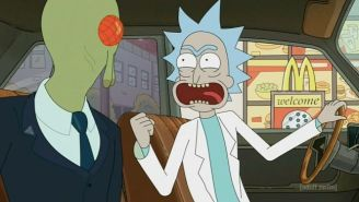 'Rick And Morty' Is Getting A Jug Of Real Szechuan Sauce And 'Leaks' Some Season 3 Videos