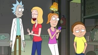 'Rick And Morty' Season Three Is Full Of Daddy Issues, According To Sarah Chalke And Spencer Grammer