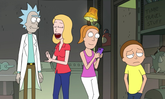 Rick And Morty Streaming