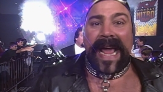 Rick Steiner Once Fired A Gun At Sean Waltman Backstage, As A Joke