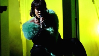 No Reason To Pretend: A Brief History Of Rihanna Rapping