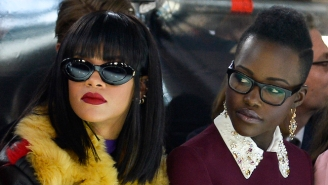 Twitter Might Have Scored Us The Rihanna-Lupita Nyong'o-Issa Rae Movie We Never Knew We Wanted So Badly
