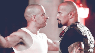 We Need A Season Of 'Feud' About The Beef Between The Rock And Vin Diesel