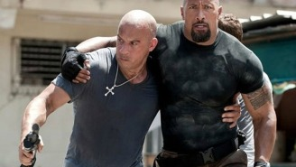 Vin Diesel Tries To Downplay His Beef With The Rock, Squashing Our Epic Feud Hopes