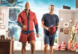 The Rock Says You Can Expect 'Baywatch' To Make The Most Of Its Not TV Friendly R Rating
