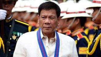 Trump Invites Philippines President Duterte To The White House And Praises His (Brutal) Anti-Drug Crackdown