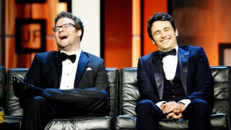 Seth Rogen: 'We Did More Research' On Kim Jong-Un For 'The Interview' Than Trump Has Done