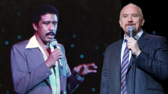 Comedy Now: Louis C.K. Wears A Suit And An Early Richard Pryor Set Resurfaces