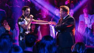 Riz Ahmed Creates Another Murder Scene In Rap Battle With James Corden