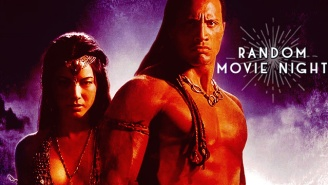 Random Movie Night Episode 3: 'The Scorpion King' Captures The Rock Figuring Out How To Be A Star
