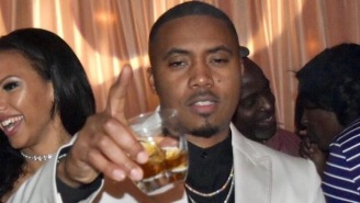 Nas Says He's Dropping His First Album In Nearly Five Years, Shares New Song 'Angel Dust'