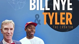 Tyler, The Creator Has Crafted Bill Nye's New Theme Song And They Both Had A Nice Chat About It
