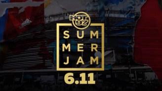 Hot 97 Revealed The Full, Star-Packed Lineup For Their Annual Summer Jam Festival