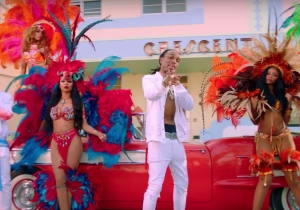 Sean Paul Hits The Miami Streets With Migos For The 'Body' Video