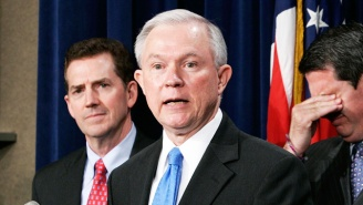 Attorney General Jeff Sessions Ends Independent Oversight Of Federal Forensic Evidence