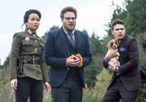Seth Rogen Uses His Past Experience To Share A Helpful Warning About North Korea