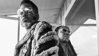 Shabazz Palaces' New Album 'Quazarz: Born On A Gangster Star' Is Going To Be Bright, Cosmic And Weird