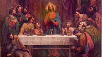 A Bunch Of Experts Finally Tell Us What Wine Jesus Drank At The Last Supper