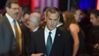 Corey Lewandowski Is Reportedly Bragging To Foreign Clients That He Can Score Them Meetings With Trump