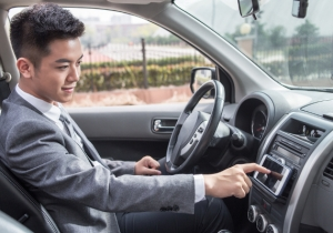 British Drivers Must Prove They Can Safely Use A GPS To Get A License