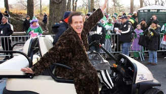 Richard Simmons Might Be Planning A Public Comeback
