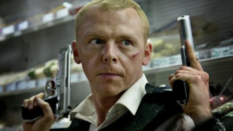 Simon Pegg Lost A Freaky Amount Of Weight For An Upcoming Movie
