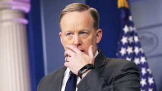 CNN Hires The Veteran Reporter Who Sean Spicer Yelled At For Shaking Her Head Over His Lies