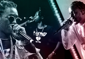 Here Are The Hottest Hip-Hop Tracks That Hit This Month