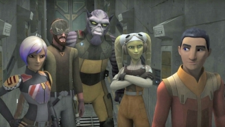 With 'Star Wars Rebels' Nearing The End, Where Does The 'Star Wars' Animation Division Go Next?