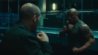 Jason Statham Gushed About How Great It Is Doing Fight Scenes With The Rock