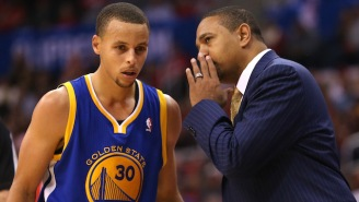 Steph Curry Once Had His Ankle Anointed With Oil At Mark Jackson's Church